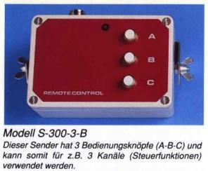 Handsender_S-300-3-B