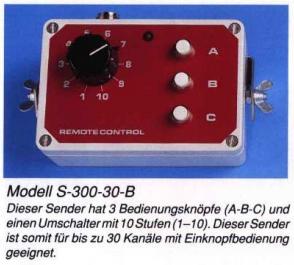 Handsender_S-300-30-B