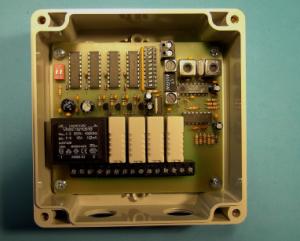 Funkempfänger FE 40 Mhz 4 Kanäle