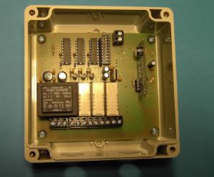 Funkempfänger FE 433 Mhz 3 Kanäle